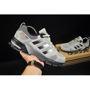 кроссовки Adidas Marathon TR 26 арт 20753 (мужские, серые, адидас)