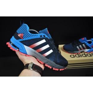 кроссовки Adidas Fast Marathon арт 20718 (синие, адидас)