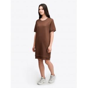 Платье поло OVER BRWN Urban Planet