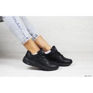 Женские кроссовки Puma Trinomic,черные