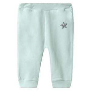Штаны для девочки Полярная звезда, бирюзовый Twetoon