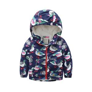 Куртка детская зимняя Ducks Meanbear