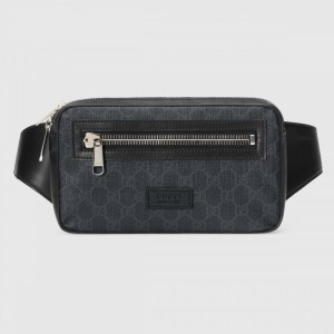 Gucci GG Black Belt bag
