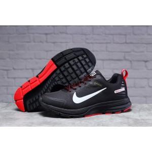 Зимние мужские кроссовки 31431, Nike Shield, черные, [ 41 44 ] р. 44-27,2см.