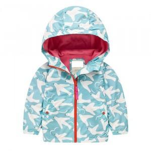 Куртка для девочки демисезонная Seagulls Meanbear