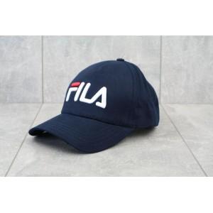 Кепка бейсболка Fila (синий)