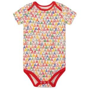 Боди для девочки Треугольники Vlinder