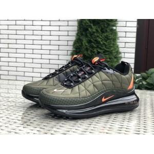 Мужские термо кроссовки Nike air max 720, зеленые