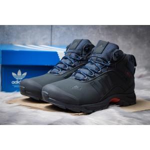 Зимние ботинки на мехуАdidаs Climaproof, темно-синие (30503) размеры в наличии ► [ 41 (последняя пара) ]