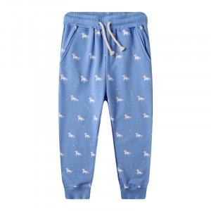Штаны для девочки Unicorn Jumping Meters