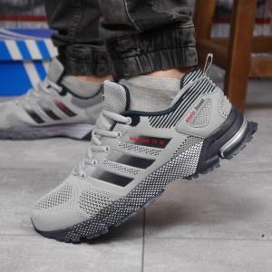 Кроссовки мужские 18221, Adidas Marathon Tr 26, серые, [ 41 42 43 44 45 46 ] р. 41-26,5см. 45