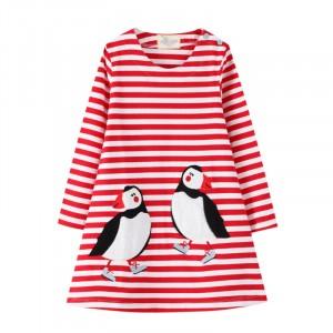 Платье для девочки Two birds Jumping Meters