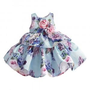 Платье для девочки Сирень Zoe Flower