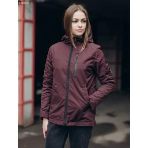 Женская куртка Staff cray bordo