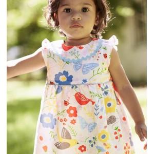 Плаття для дівчинки Bird and flowers Little Maven