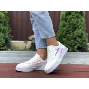Женские кроссовки Puma Cali Bold,белые