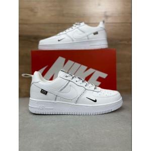 Демисезонные кроссовки Nike Air Force 1 Worldwide,белые