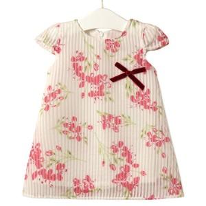 Платье для девочки Бархатный бант Twetoon