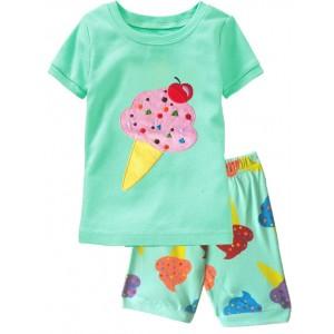 Пижама Разноцветное мороженое Baobaby