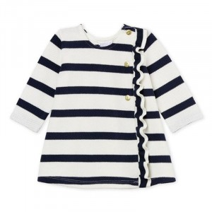 Платье для девочки Рюша Little Maven