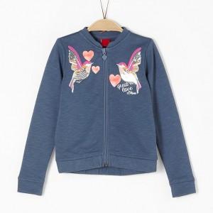 Кофта для девочки Птички Little Maven