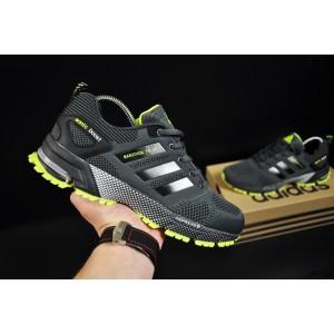 кроссовки Adidas Marathon TR 26 арт 20752 (мужские, серые, адидас)