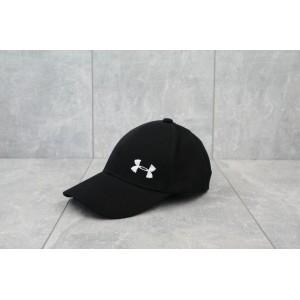 Кепка бейсболка трикотаж Under Armour (черный)