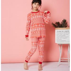 Пижама для девочки Pattern Baobaby
