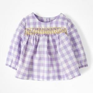 Кофта для девочки Клеточка Little Maven