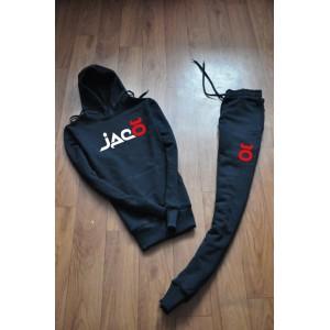 """Мужской чёрный костюм Jaco """""""" В стиле Jaco """""""" 1142"""