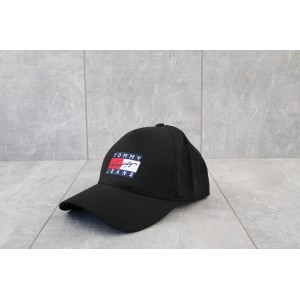 Кепка бейсболка Tommy Hilfiger (черный)