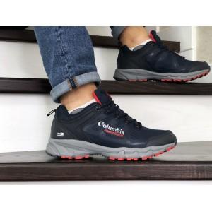Мужские кроссовки Columbia Montrail,темно синие