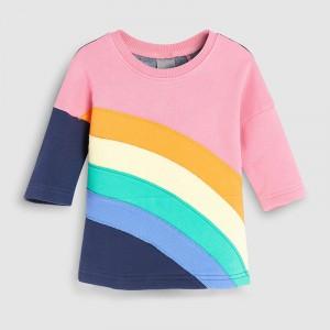 Платье для девочки Радужный закат Little Maven