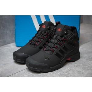 Зимние кроссовки Аdidаs Climaproof, черные (30001) размеры в наличии ► [ 38 (последняя пара) ]