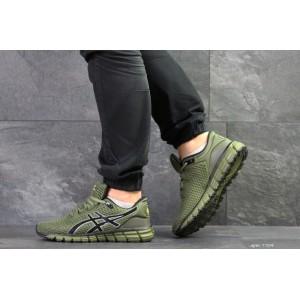 Мужские кроссовкиAsics Gel-Quantum 360,сетка,зеленый